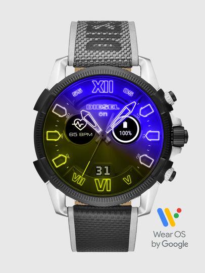 Diesel - DT2012, Gris/Noir - Smartwatches - Image 1