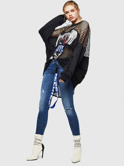Diesel - Slandy Low 089AI, Bleu moyen - Jeans - Image 6
