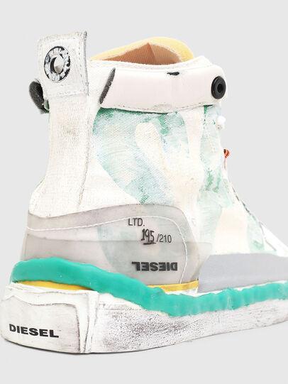 Diesel - S-ASTICO PNT, Blanc - Baskets - Image 4