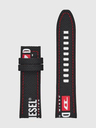 Diesel - DT0012, Noir - Accessoires Smartwatches - Image 1