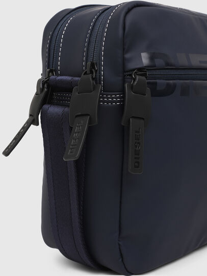 Diesel - DOUBLECROSS, Bleu - Sacs en bandoulière - Image 6