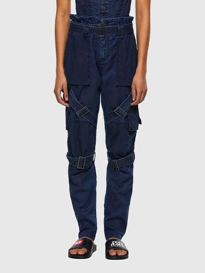 Diesel - D-Fedry JoggJeans® 0CBBZ, Bleu Foncé - Jeans - Image 1