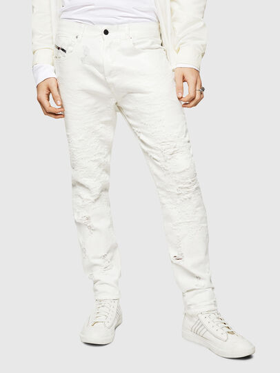 Diesel - Mharky 069GY, Blanc - Jeans - Image 1