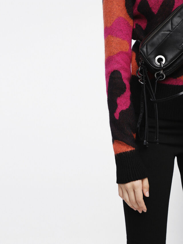 Diesel - M-PIC, Multicolore - Pull Maille - Image 3