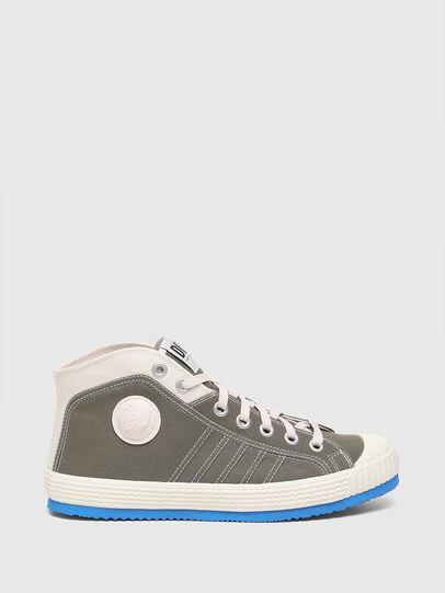 Diesel - S-YUK MC, Vert/Bleu - Baskets - Image 1