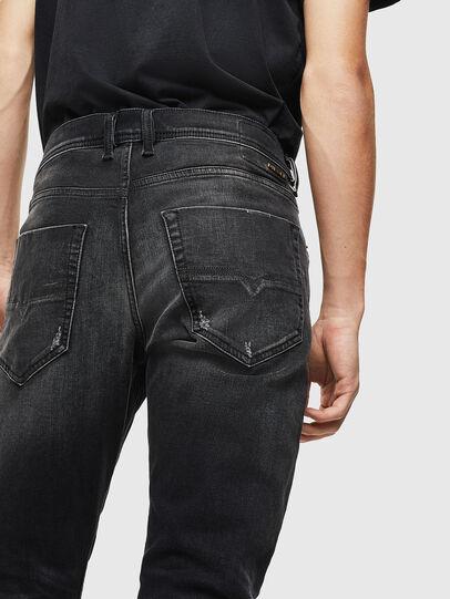 Diesel - Tepphar 069DW, Noir/Gris foncé - Jeans - Image 5