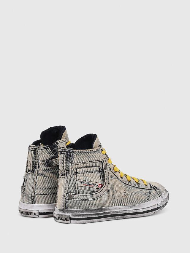 Diesel - SN MID 20 EXPOSURE Y, Jean Gris - Footwear - Image 3