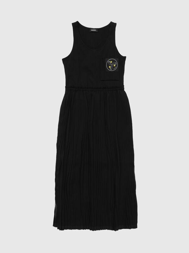 DTEHEI, Noir - Robes