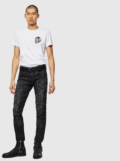 Diesel - T-DIEGO-J10, Blanc - T-Shirts - Image 5