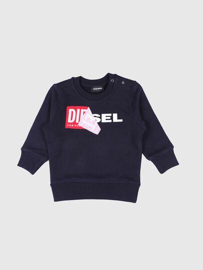 Diesel - SALLIB, Bleu Marine - Pull Cotton - Image 1