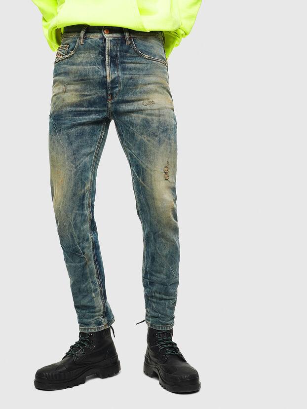 D-Eetar 0098G, Bleu moyen - Jeans