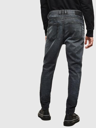 Diesel - D-Vider JoggJeans 069MD, Bleu Foncé - Jeans - Image 2