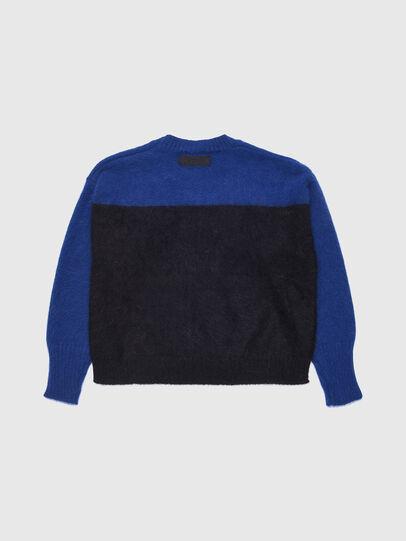 Diesel - KAIRY, Bleu/Orange - Pull Maille - Image 2