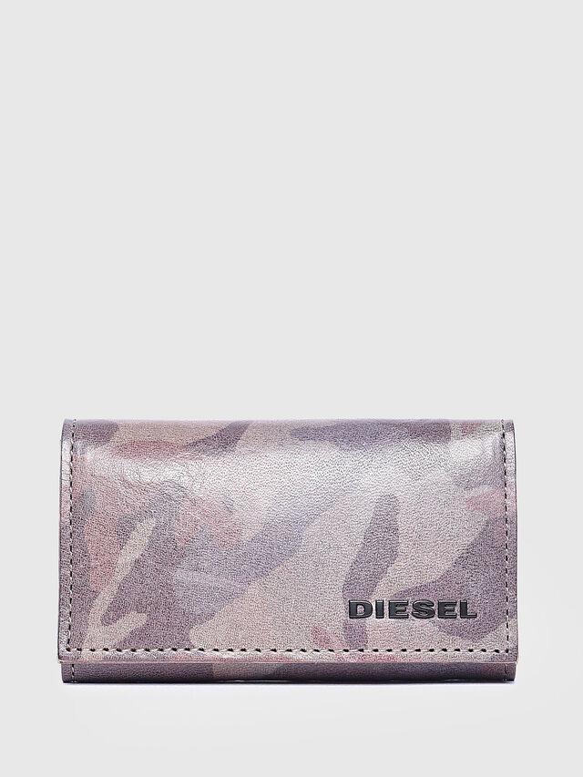 Diesel - KEYCASE P, Rose Poudré - Bijoux et Gadgets - Image 1