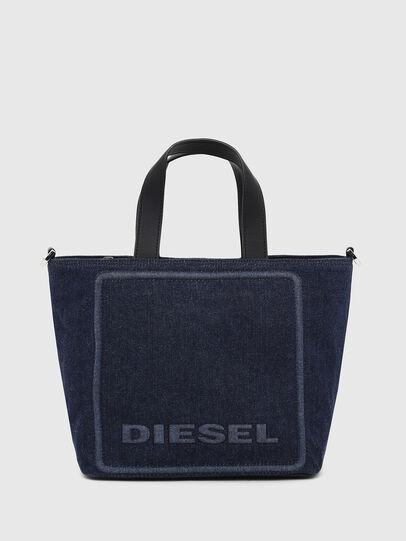 Diesel - PUMPKIE, Bleu Foncé - Sacoches et Sacs à Main - Image 1