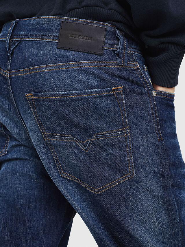 Diesel - Larkee-Beex 084GR, Bleu Foncé - Jeans - Image 3