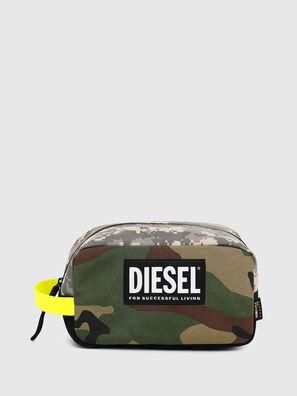 POUCHH, Vert Camouflage - Bijoux et Gadgets