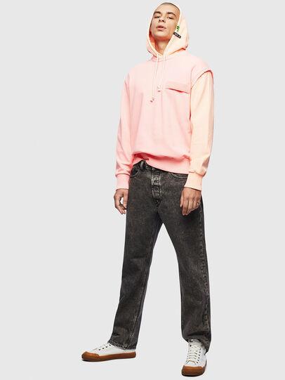 Diesel - S-CRAZY, Rose - Pull Cotton - Image 7