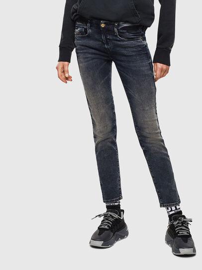 Diesel - D-Ollies JoggJeans 069GD, Bleu Foncé - Jeans - Image 1