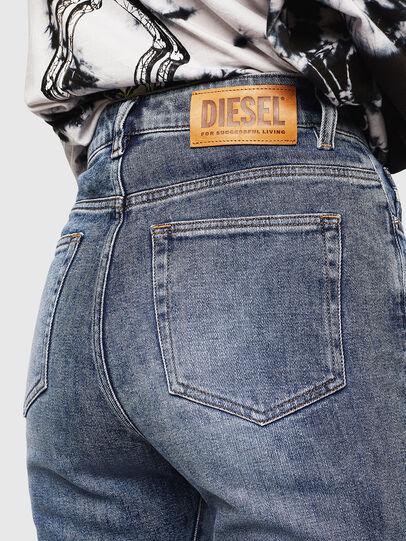 Diesel - D-Eiselle 0098W, Bleu moyen - Jeans - Image 3