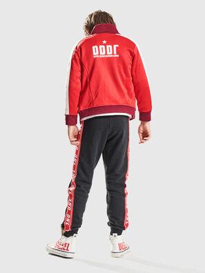 PSUITA, Noir/Rouge - Pantalons