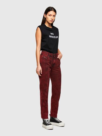 Diesel - D-Joy 009RJ, Rouge - Jeans - Image 6