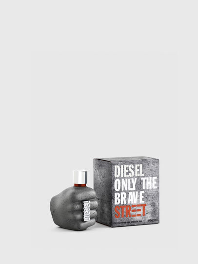 Diesel - ONLY THE BRAVE STREET 75ML, Gris - Only The Brave - Image 1