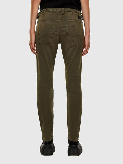 Diesel - Krailey JoggJeans® 0670M, Vert Militaire - Jeans - Image 2