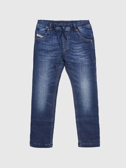 Diesel - KROOLEY-J F JOGGJEANS, Jean Bleu - Jeans - Image 1