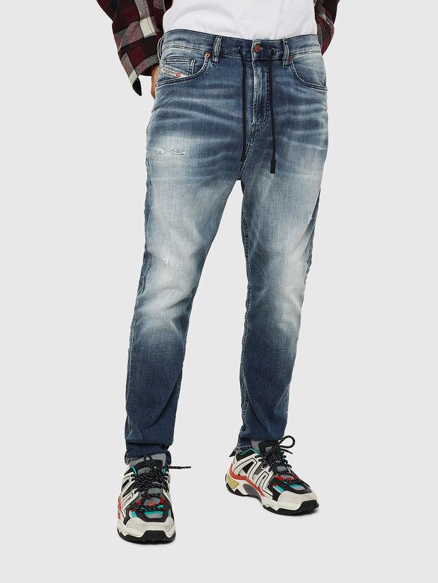 D-Vider JoggJeans 069IP, Bleu moyen - Jeans