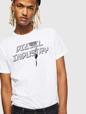 T-DIEGO-J25, Blanc - T-Shirts