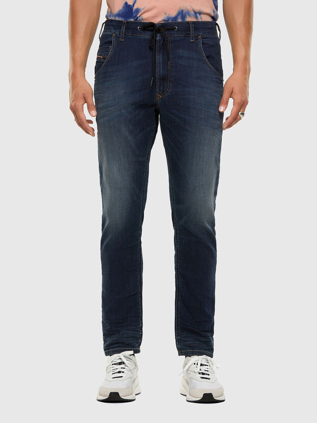 Krooley JoggJeans 069NE, Bleu Foncé - Jeans