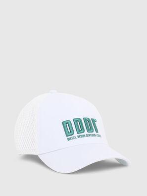 C-DDDR, Blanc - Chapeaux