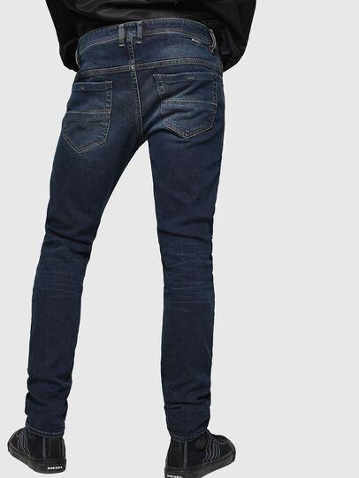 Diesel - Thommer 084AU, Bleu Foncé - Jeans - Image 2