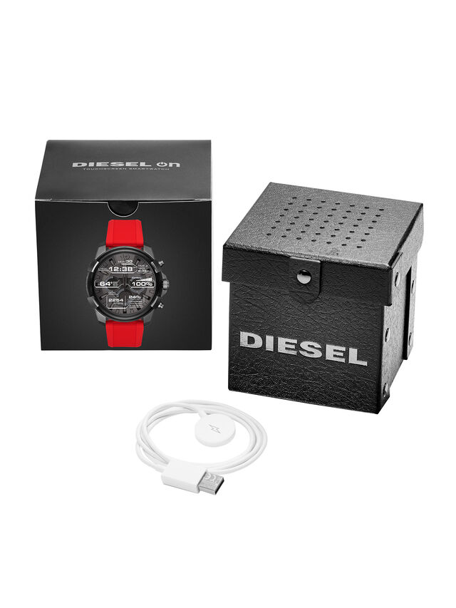 Diesel - DT2006, Rouge - Smartwatches - Image 5