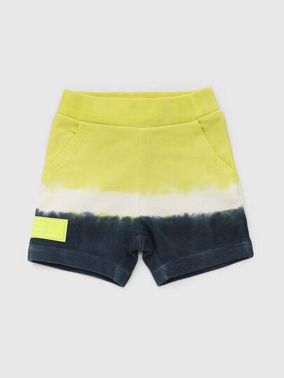 Diesel - PDEEPB, Bleu/Jaune - Shorts - Image 1