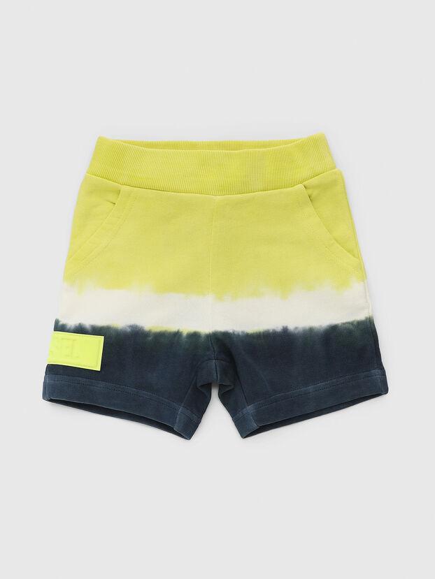 PDEEPB, Bleu/Jaune - Shorts