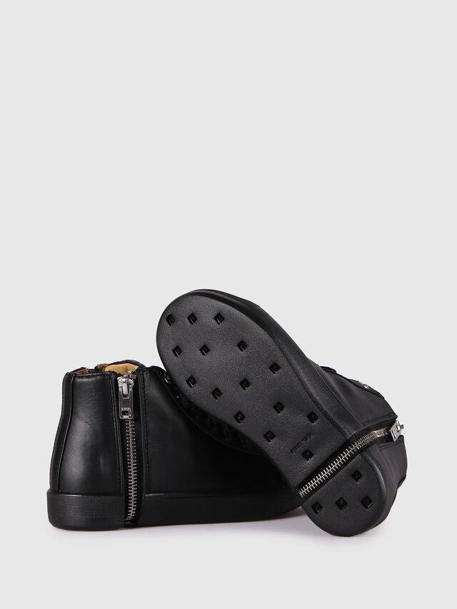 Diesel - SN MID 24 NETISH YO, Noir - Footwear - Image 4