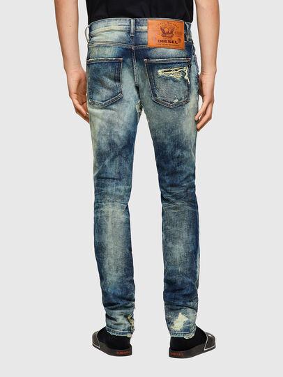 Diesel - D-Kras 009VI, Bleu Clair - Jeans - Image 2