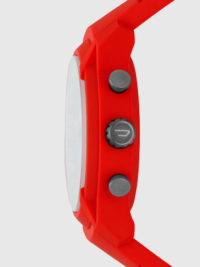 Diesel - DT1016, Rouge - Smartwatches - Image 4