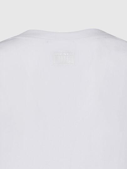 Diesel - T-HEIKA-E1, Blanc - Haut - Image 3