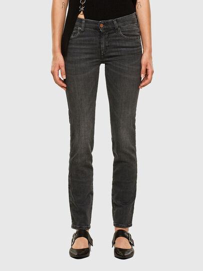 Diesel - Sandy 009FI, Noir/Gris foncé - Jeans - Image 1