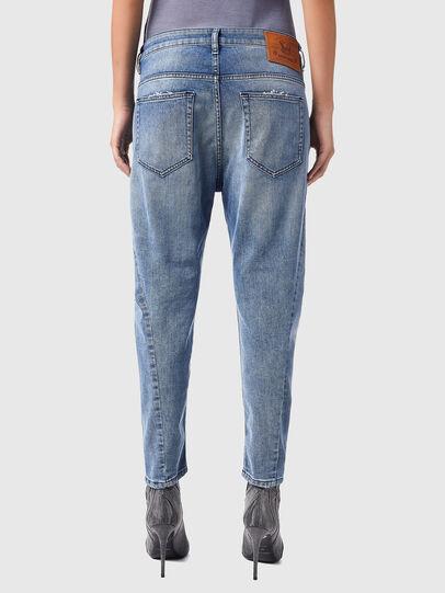 Diesel - Fayza 09B16, Bleu Clair - Jeans - Image 2