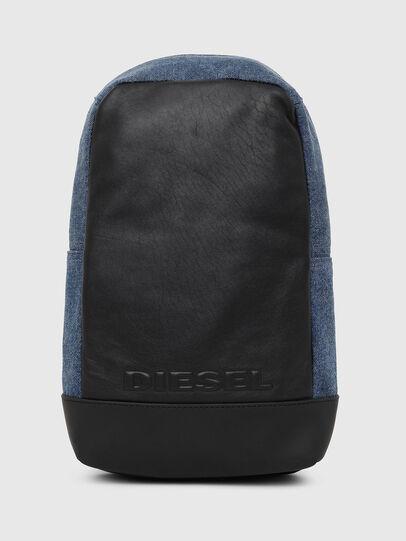 Diesel - F-SUSE MONO, Bleu/Noir - Sacs à dos - Image 1