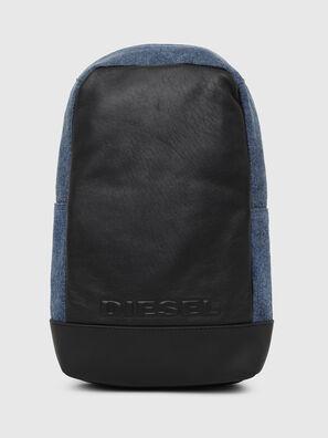 F-SUSE MONO, Bleu/Noir - Sacs à dos