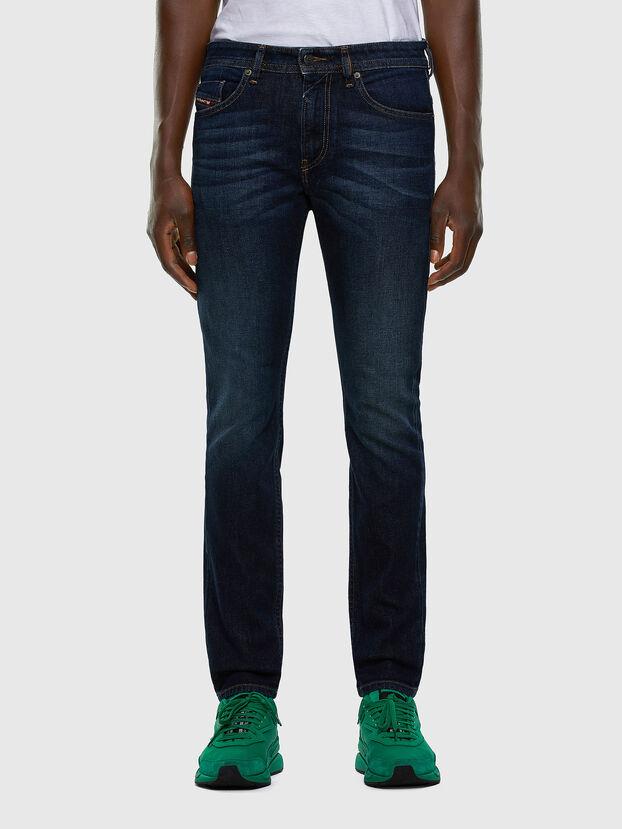 Thommer 009HN, Bleu Foncé - Jeans