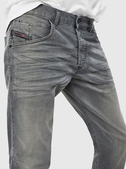 Diesel - D-Bazer 0699P, Jean Gris - Jeans - Image 3