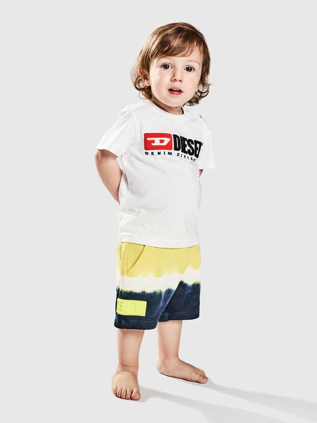 TJUSTDIVISIONB, Blanc - T-shirts et Hauts