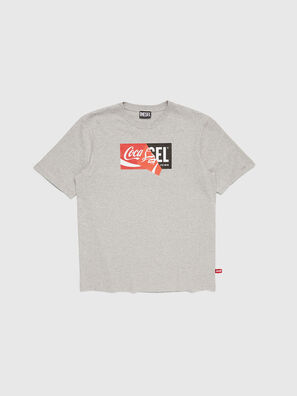 CC-T-JUST-COLA, Gris - T-Shirts