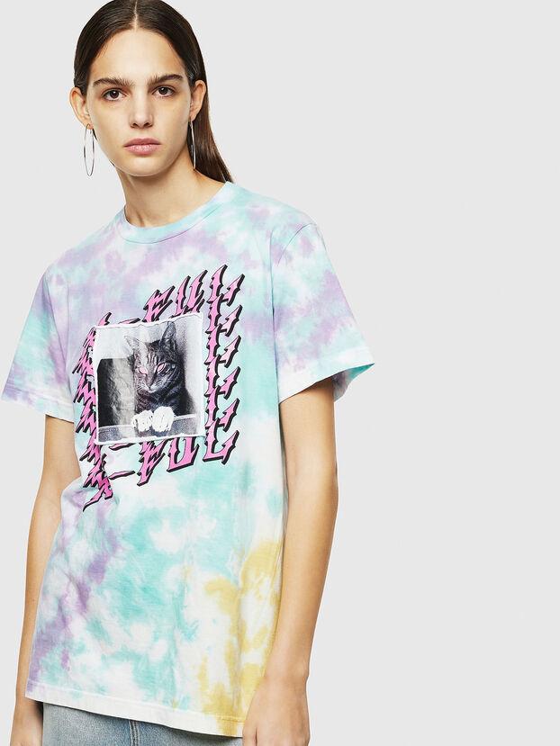 T-DARIA-M, Multicolore - T-Shirts